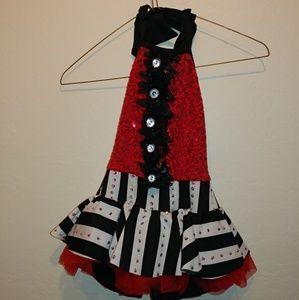 Semi custom Weissman dance costume